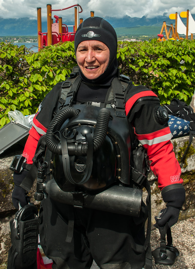 Enorme ! French Rebreather Meeting a Hermance Leman_2015-12